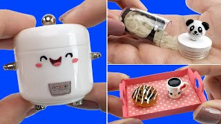 3 Coisas Kawaii fáceis de fazer para Boneca Barbie - DIY Miniatura
