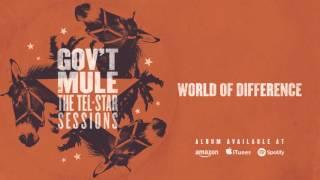 "Gov't Mule (Warren Haynes) - ""World Of Difference""の試聴音源を公開 新譜「The Tel-Star Sessions」2016年8月5日発売予定から thm Music info Clip"
