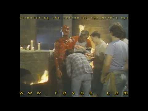 Hellbound: Hellraiser Ii (1988) Behind The Scenes Look At The Special Effects video