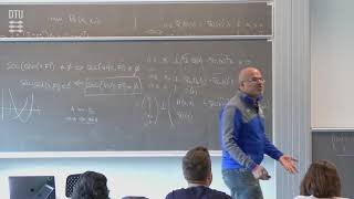 Advanced Game-Theoretic Models -- Day 5/5, Lecture 2/4