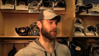 Mike McKenna Locker Room Interview