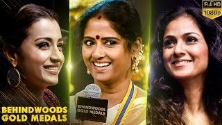 Simran, Easwari Rao or Trisha – Who is Rajini's Best Pair? – Easwari Rao's Reaction!
