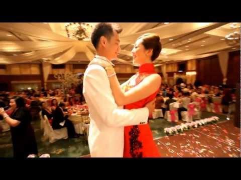 Cyberview Lodge Dinner Malaysia Wedding Video , Malaysia Wedding Videographer