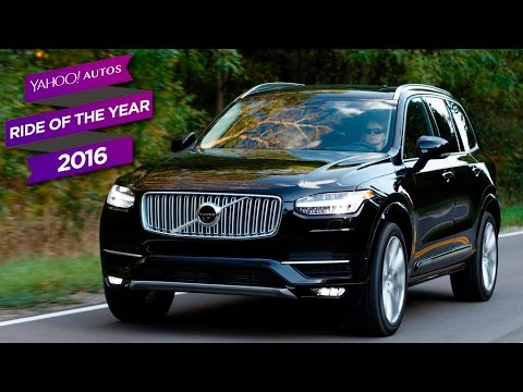 2016 Volvo XC90: Yahoo Autos Ride Of The Year