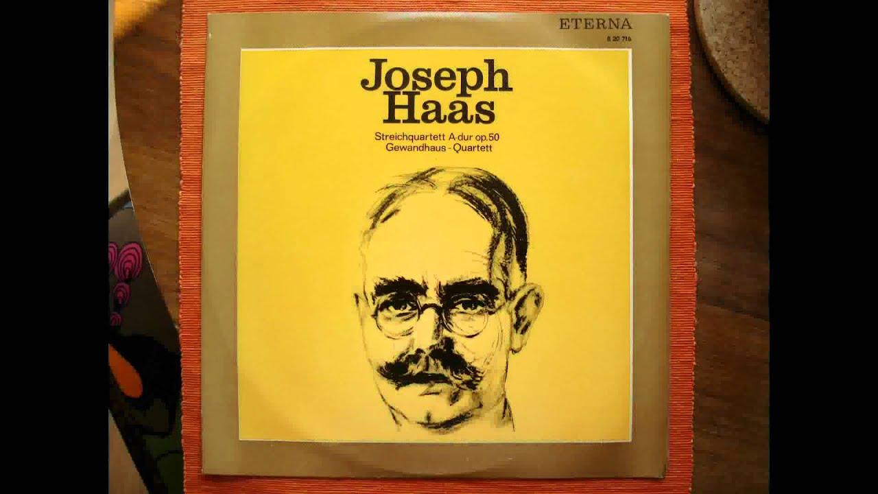 Haas string quartet 1919 3 3 youtube for Dietmar haas