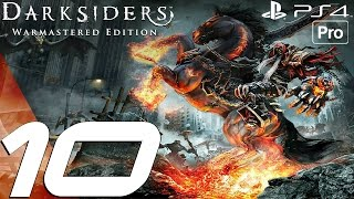 Darksiders Warmastered Edition - Gameplay Walkthrough Part 10 - The Black Throne (PS4 PRO)
