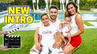 THE ROYALTY FAMILY'S New INTRO VIDEO W/ Baby Milan! | The Royalty Family