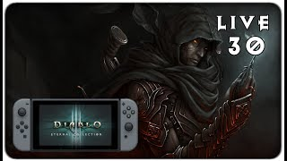 Diablo 3 SWITCH - Live 30 | Season 17 am Start auf Konsole