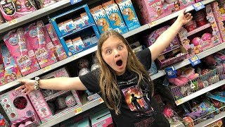 Toy Shopping at Walmart For LOL Dolls, BABY ALIVE & UGLY DOLLS!