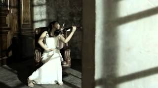 "J.MI electric violinist ""beautiful J.mi""music video"