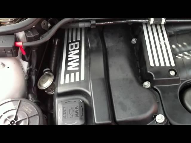 e46 BMW 318i rattle and hesitation N42- Fixed! - YouTube