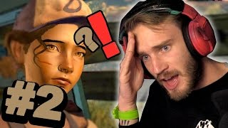 THIS HONESTLY SHOCKED ME SO HARD!! - The Walking Dead: A New Frontier Gameplay Part #2