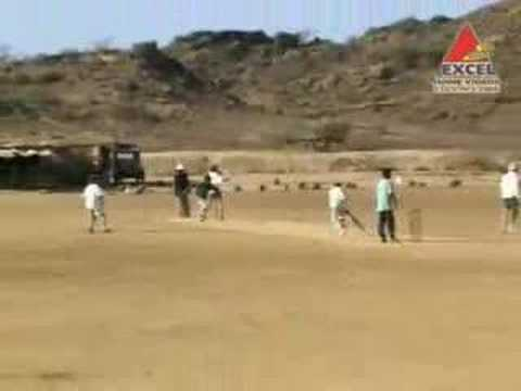 The Lagaan Match For Real! video