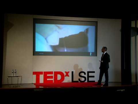 TEDxLSE - Manel Torres - Spray-On Fabric, Crossing Science and Fashion