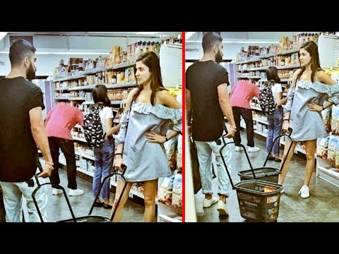 Anushka Sharma Virat Kohli TROLLED For NYC Shopping Photo By Fan