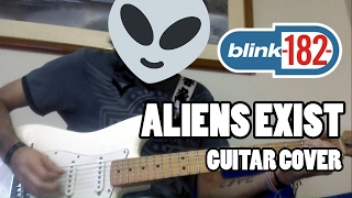 Watch Blink182 Aliens Exist video