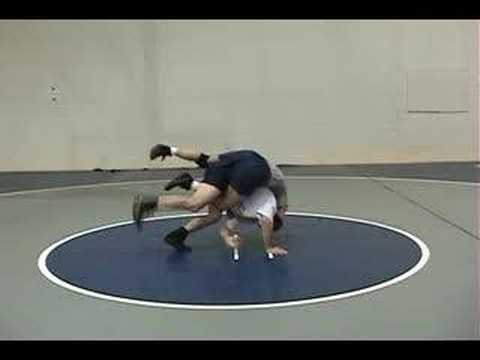 Granby School of Wrestling Technique Series #12 Image 1