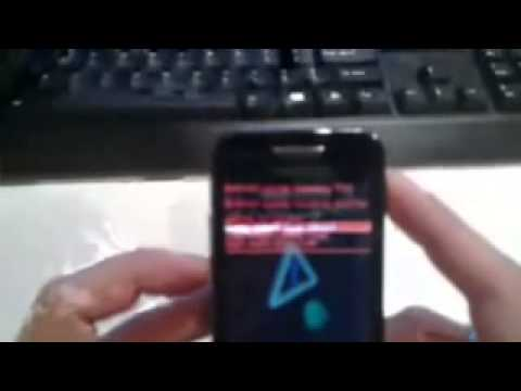 Android OS Samsung Unlocking Pattern Lock (too many pattern attempts on Samsung Galaxy Ace S5830 )