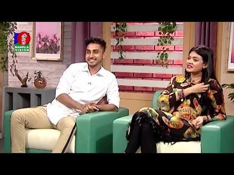 Weblife With Shahtaj | Nabila & Shoumik Ahmed | BanglaVision Program | Sajjad Hussain | Ep-07