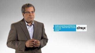 Balloon presents Sudhakar Ramakrishna from Citrix on Cloud Computing and Virtualization