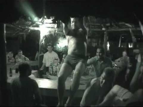 2003 03 Venezuela feest hotel Wim Peters