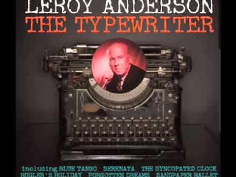 Leroy Anderson - Jazz Pizzicato