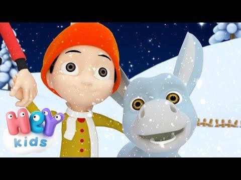 Cicha Noc, Święta Noc - Piosenki Świąteczne Dla Dzieci