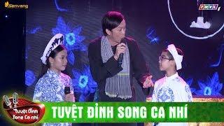 NSƯT Hoài Linh gây bất ngờ khi ca vọng cổ ngọt lịm trong tiết mục của Đức Vĩnh - Quỳnh Anh