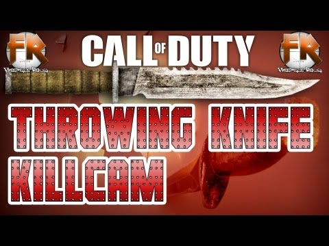 THROWING KNIFE KILLCAM #36 | Freestyle Replay | Call of duty series