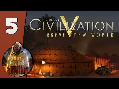 Civilization V Daily #1: Morocco - Part 5
