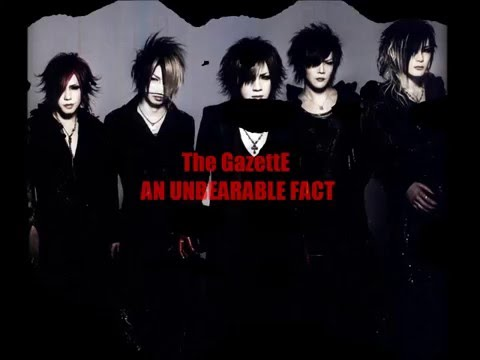 Gazette - AN UNBEARABLE ACT