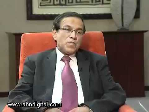 Pratip Chaudhuri - Chairman, State Bank of India - Part 1