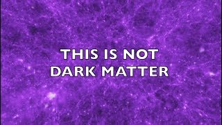 Dark Matter is Dead | The Missing Matter