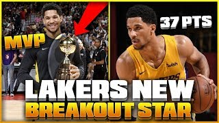 Should JOSH HART Start For The LAKERS Next Season? | NBA Summer League MVP!