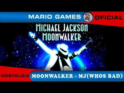 Moonwalker - Mario Games