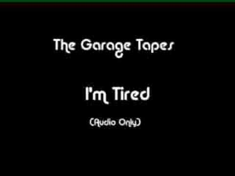 Bernard Butler - I'm Tired (Garage Tapes)