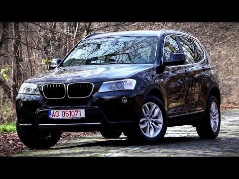 In garajul nostru: BMW X3
