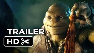 Teenage Mutant Ninja Turtles TRAILER 1 (2014) - Megan Fox, Will Arnett Movie HD