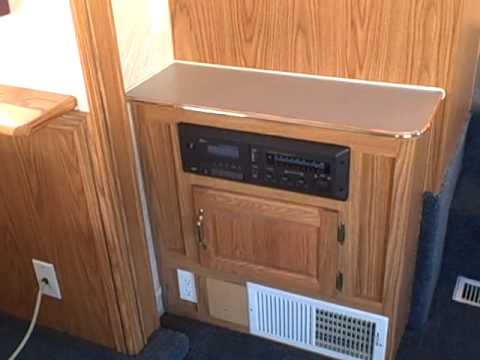 1997 Nomad 3-slide fifth wheel
