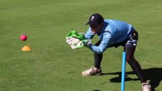 Coaches Corner - U15/U16 Wicketkeeping