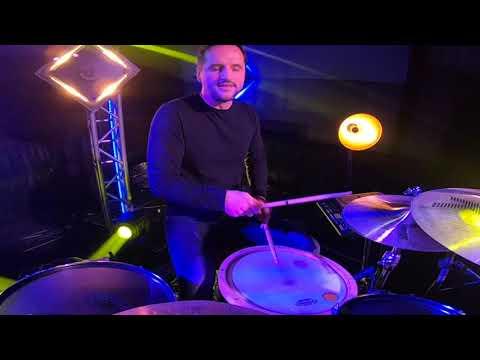 Hoffer Péter Grooves & Fills 26. (Drumcam - Rúzsa Magdi: Ég és Föld koncertek)