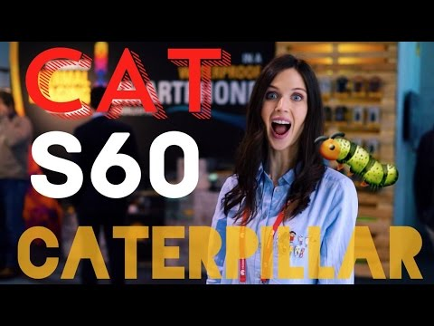 MWC 2016: Caterpillar S60