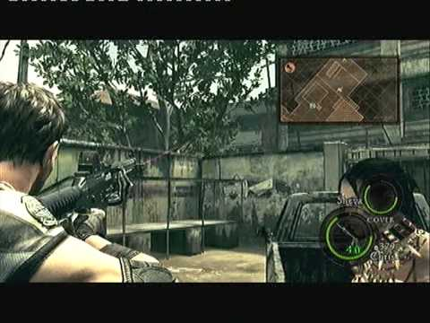 hqdefault jpgSig 556 Resident Evil 5
