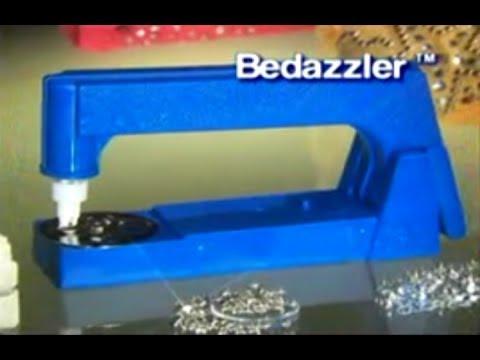 commercial bedazzler machine