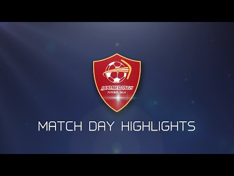 Boomerangs FS Match Day Highlights - NSW PL2 Round 3 Vs Botany Bay Pirates