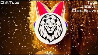 Tyga - Haute ft. J Balvin, Chris Brown(Bass Boosted)