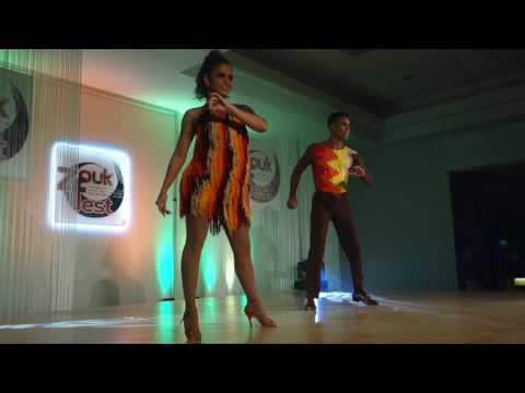 ZoukFest 2017   Artistic performance by Robertina and Leo ~ video by Zouk Soul