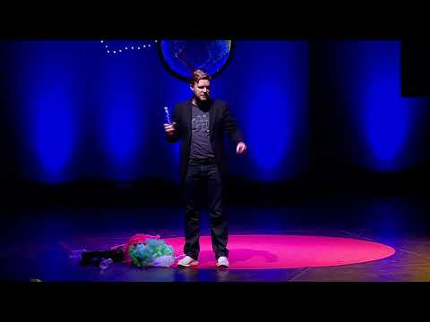 What If Plastic Made Roads | Toby McCartney | TEDxChennai