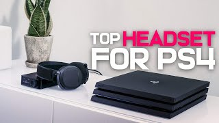 Best Headset For PS4 2019 -  Budget Gaming Headset Review