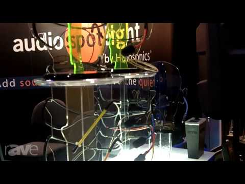 InfoComm 2013: Fitness Audio Explains AeroMic and CycleMic Equipment